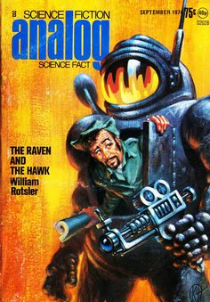 The Geeky Nerfherder: Sci-Fi, Fantasy & Horror Cover Art: Frank Kelly Freas