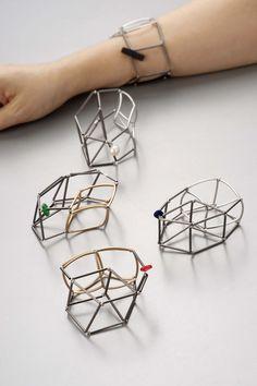 Bracelet #Transformed Structure
