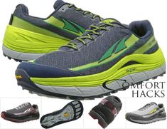 The ultimate guide to the best running shoes with wide toe box and narrow heel. Plus a helpful video to make the most of your shoes! Toe Running Shoes, Best Shoes For Bunions, Comfortable Shoes, Trainers, Triangle, Walking, Shape, Heels, Box