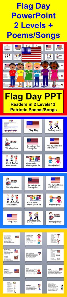 flag day songs and poems