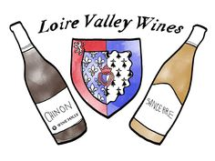 Wines of the Loire Valley of France–from Muscadet to Sancerre.