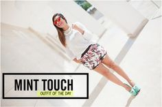 Mint Touch | OOTD