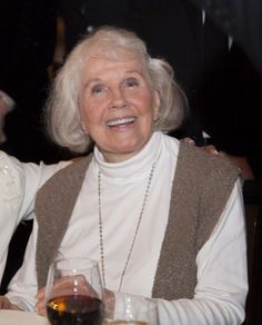 """Superstar Doris Day celebrated her 90th birthday last week by meeting fans at a charity fundraiser. (April 8, 2014) In celebrating her 90th birthday, Doris Day made her first official public appearance in nearly 20 years. She stunned and pleased fans, who serenaded her with """"Happy Birthday"""" and """"Que Sera Sera,"""" one of Day's best-known songs. The foundation also reports that Day met each fan at the event. """"I just loved it,"""" Day said as she departed. """"I am so very grateful to them all."""""""