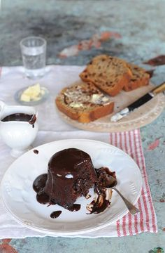 Honey has long lent sweetness to humankind's culinary creations, and adds golden colour, crust and moistness to your baking, as well as a range of floral flavours: dark chocolate pudding with a silky salted chocolate honey sauce and a honeyed Earl Grey tea loaf.