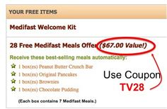 Medifast Diet Review and Promotion Discount Codes