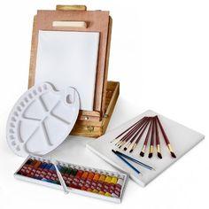 Kit da artista - Un regalo orginale per i bimbi con l'animo da artista