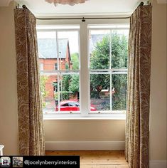 Bay Window Pole, Bay Window Curtain Poles, Curtain Rods, Classic Window, Curtain Headings, Custom Window Treatments, Drapery Hardware, Custom Curtains, Window Styles