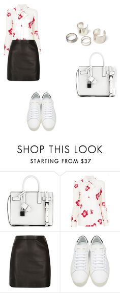 """""""234"""" by phamthuquynh on Polyvore featuring Yves Saint Laurent and River Island"""