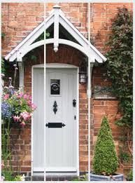 victorian composite front doors - Google Search
