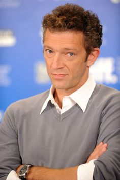 "vincent cassel | Vincent Cassel Actor Vincent Cassel speaks at ""Black Swan"" press ..."