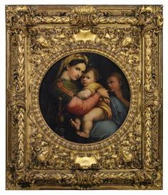 madonna de ||| religious - madonna and child ||| sotheby's pf1709lot9gj59en