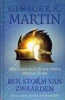Game of Thrones 3  Het lied van ijs en vuur Boek 3 Een storm van zwaarden Deel 1 Staal en sneeuw http://www.bruna.nl/boeken/het-lied-van-ijs-en-vuur-boek-3-een-storm-van-zwaarden-deel-1-staat-en-sneeuw-9789024556632
