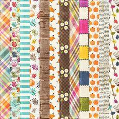 Foxy Fall Patterns