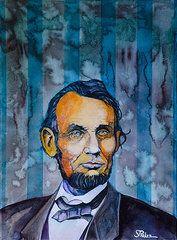 Lincoln by Scott Parker Framed Prints, Canvas Prints, Texture Art, Lincoln, Fine Art America, Tapestry, Wall Art, Artist, Artwork