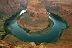 Horseshoe Bend, Arizona. awesome!