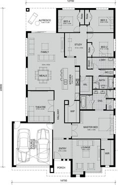 Saba 331   New Homes Melbourne   New Home Designs