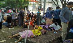 6.5-Magnitude earthquake hits Indonesia