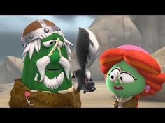 VeggieTales: MacLarry & the Stinky Cheese Battle - Trailer - YouTube
