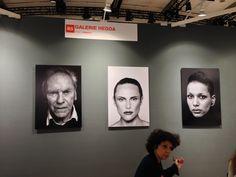 Classiques revisités. L'art du portrait et du paysage ne sont pas morts. FOTOFEVER 2014 au Carrousel du Louvre - PARIS - www.coandco.fr/