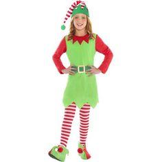 Merry Elf Costume for Kids
