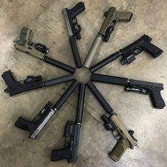 #gun suppressed - PEW PEW & CHILL