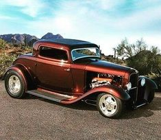 """19 Likes, 1 Comments - Haywire (@my14rk) on Instagram: """"#hotrods"""""""