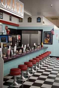 NOTHING SMELLED BETTER THEN OLD FASHIONED SODA FOUNTAIN