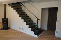 Escalier à Chambourcy
