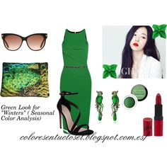 "Green Look 4 ""Winters"""