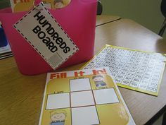 Second Grade Style: Math Games! Ideas for math RTI time Fun Math, Math Games, Math Activities, Maths, Math Stations, Math Centers, Math Story Problems, Second Grade Math, Grade 2