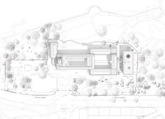 architecture site plan drawing | ... Site plan Drawing – Contemporary Architecture and Design Ideas