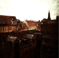 Copenhagen roofs