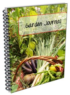 GARDEN JOURNAL PLANNER & WORKBOOK: Designed to help you keep a log of your personal garden records every year. Contains 21 easy-to-use, printable practical worksheets & templates. These tools will help you design, plan, keep records & learn what works best in your own garden. If you ever forget where you bought your seeds/plants; which fertilizer you used; when you applied it; or what garden tasks to do when, you'll find this a valuable time-saving resource. 28pg full colour PDF eBook. $4.97