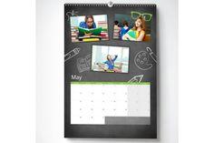 School Year Calendar | 210x297mm