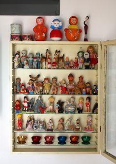 הבובות שיקשטו כל בית | בית ועיצוב | סלונה