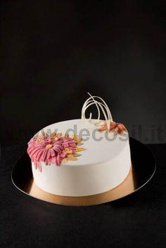 Stampo in silicone per realizzare la Torta Gelato già decorata