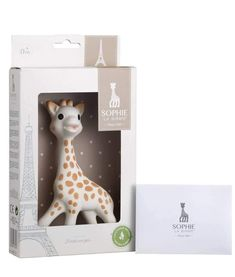 Sophie La Girafe | White Box Classic Baby Teether