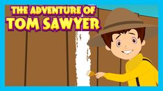 The Adventure Of Tom Sawyer - Bedtime Story For Kids || Moral Stories Fo...