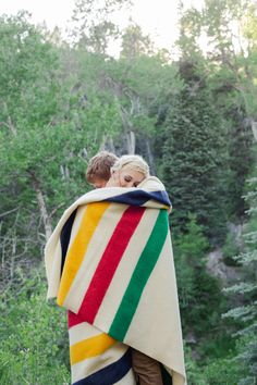 Utah Mountain Elopement | photo by Lindsey Stewart of Green Apple Photography | 100 Layer Cake