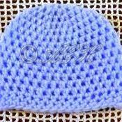 Simple and Quick Newborn Beanie - via @Craftsy *FREE Pattern*