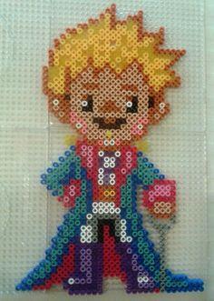 The Little Prince hama beads by Juan José Prieto