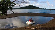 Sabbia bianca, mare cristallino e spiagge selvagge ti aspettano a Baracoa.