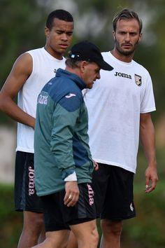 Us Citta di Palermo New Signing Alberto Gilardino Arrives in Palermo