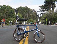 Raleigh Chopper Blue 69 by krate-mayhem, via Flickr