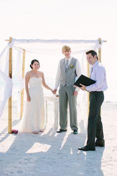 """""""Hee hee, we got married, hee hee."""""""