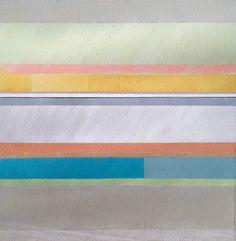 """Six, Baer and Fuller - 20 x 20"""" Acrylic on Canvas"""