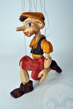 Czech Marionettes | Pinocchio