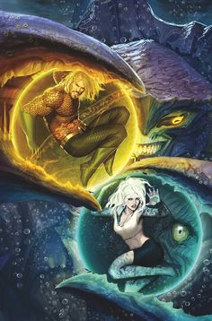 cover to my second issue of aquaman. book is turning out to be extremely fun to draw aquaman 26 cover The Darkness, Aquaman Dc Comics, Arte Dc Comics, Michael Turner, Comic Book Artists, Comic Books, Mundo Comic, Dc Comics Characters, Book Characters