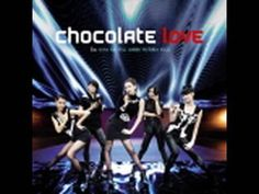 """Chocolate Love   - F(x) - This song is a korean cellphone advertisement.There are two versions of this song, this one is by F(x), and honestly, I prefer this version. It has an attidute that fits the song very well and Amber's rap and the singing directly after really adds another level to it. Meant to be """"electric pop,"""" this definately seems to be the """"dark chocolate"""" version."""