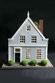 1:144 scale home